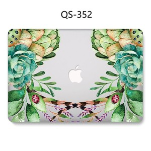 Image 3 - Новый чехол для ноутбука, хит продаж, для Macbook 13,3 15,6 дюймов, для MacBook Air Pro retina 11 12 13 15,4, с защитной клавиатурой, в подарок
