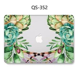 Image 3 - 新しいラップトップケースのためのホット macbook 13.3 インチ 15.6 Macbook Air Pro の網膜 11 12 13 15.4 スクリーンプロテクターキーボード入り江ギフト