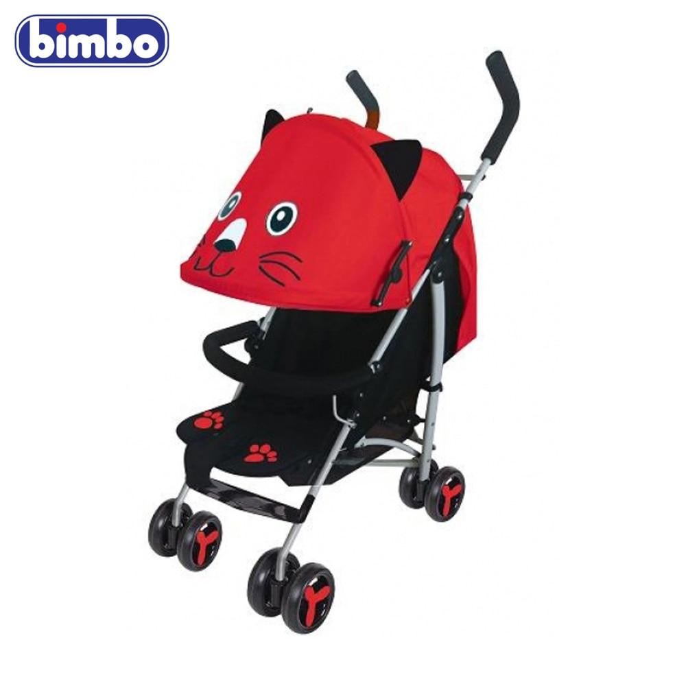 Фото - Four Wheels Stroller BIMBO 263304 baby strollers for newborn girls boys girl boy ZOO 19C4 lightweight stroller parusok 341102 strollers baby walking stick for boys girls boy girl