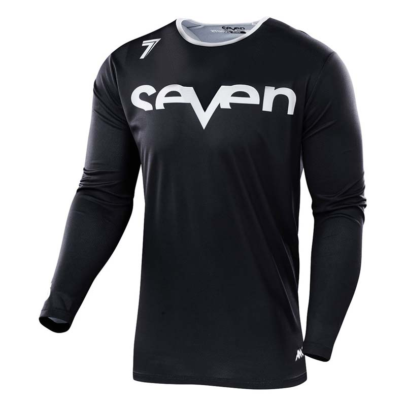 seven team downhill mountain bike t shirts breathable men maillot motocross mx cycling jerseys camiseta dh clothes in Cycling Jerseys from Sports Entertainment
