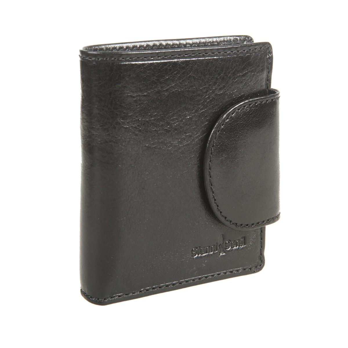 Purse Gianni Conti 9407472 black women s fashion pu leather messenger hobo handbag purse shoulder bag purse lady tote black