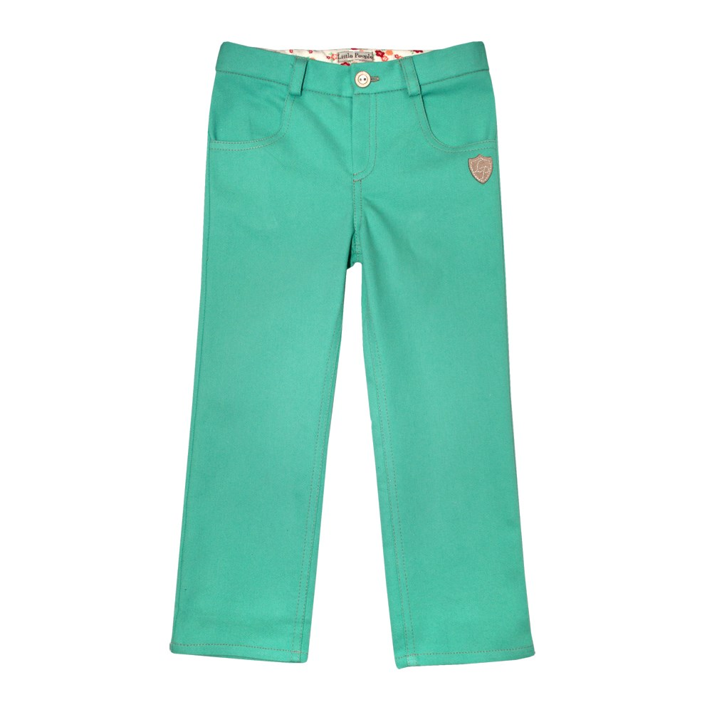 Little People 36320 Pants turquoise M No. (092) kids clothes children clothing цена