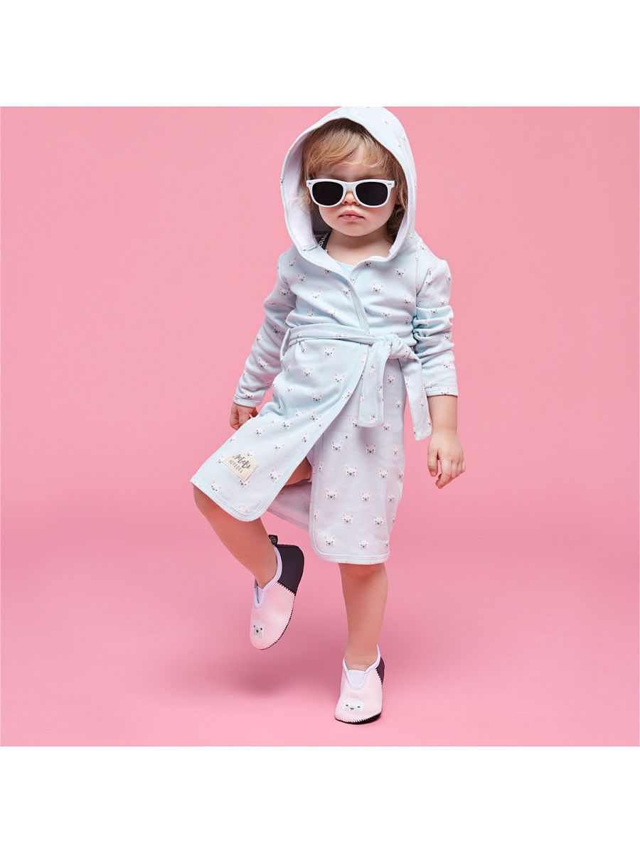 Bathrobe Happy Baby for girls children clothing kid clothes figures houses girl friends stephanie mia olivia andrea emma andrea blocks learning toy gift compatible with with friends gift