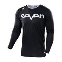 2018  Seven Mens downhill mtb shirt motocross jersey mx ropa mountain bike motorcycle clothing