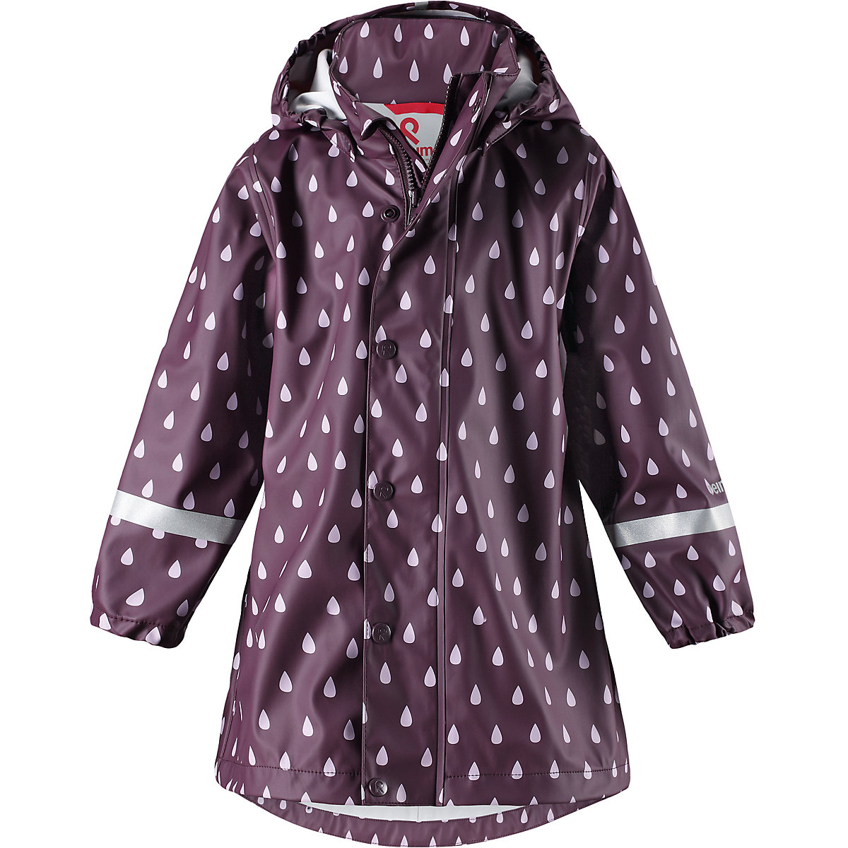 REIMA Jackets 8689220 for girls polyester winter  fur clothes girl 2016 new style popular 18 inch american girl doll pajamas clothes dress for christmas gift abd 072