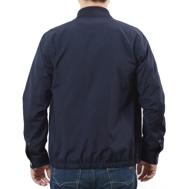Blue Marque 6xl 10xl La Taille Courtes Vêtements Solide Bleu Casual Vestes Green Plus 5xl Manteau Stand Hommes Manteaux 9xl army 4xl 8xl Mens Col wA4nA1Sq