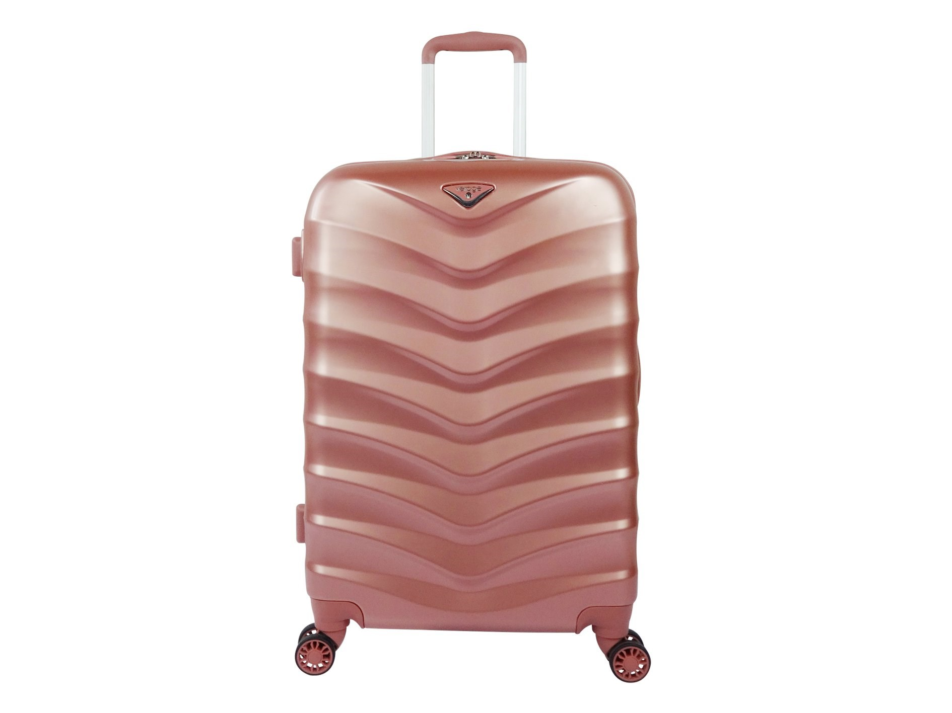 Suitcase-trolley Verage GM15059W19 rose gold