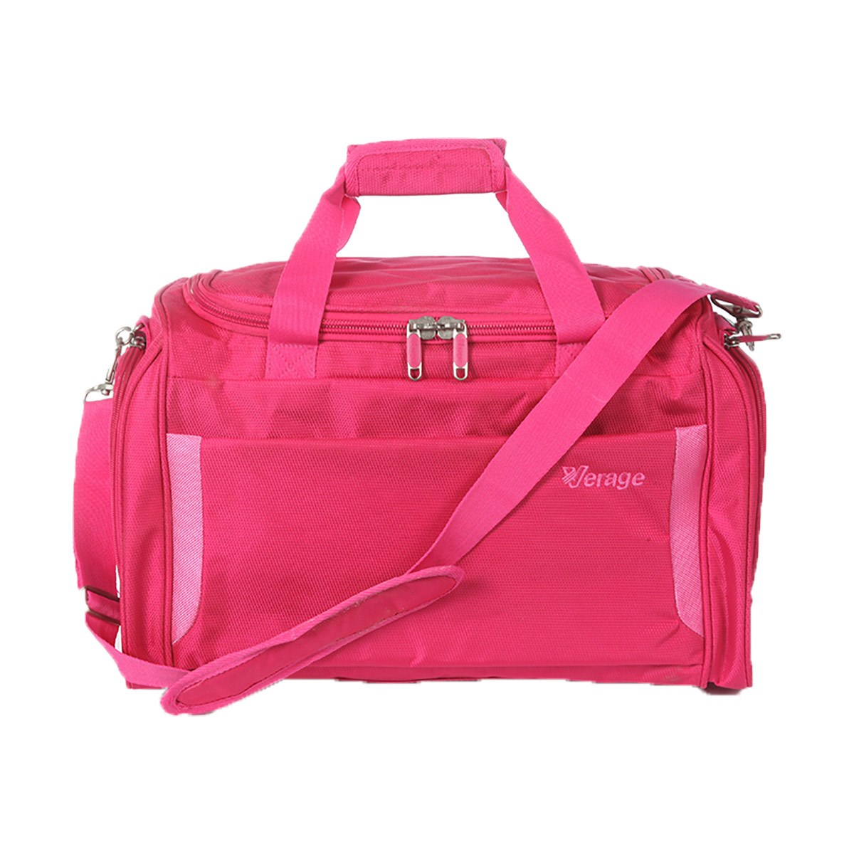 Travel Bag Verage GM11015-4A 16 Pink 6pcs printed travel storage bag