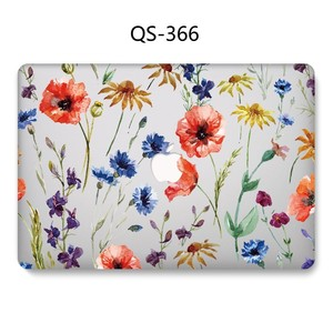 Image 2 - Laptop Case For Apple Macbook 13.3 15.6 Inch For Hot MacBook Air Pro Retina 11 12 13 15.4 With Screen Protector Keyboard Cove
