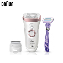 Эпилятор Braun Silk-épil 9 SkinSpa SensoSmart 9/870 Wet & Dry