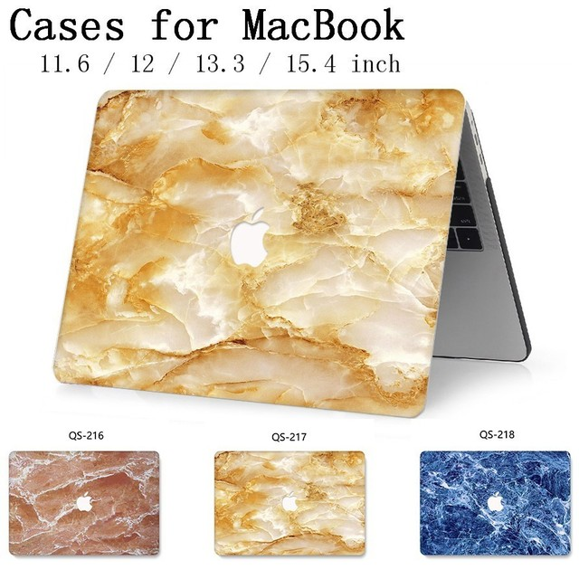 For Notebook Case New Laptop Sleeve For Hot MacBook Air Pro Retina 11 12 13 13.3 15.4 Inch With Screen Protector Keyboard Cove