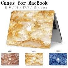 Para o Caso de Notebook Novo Laptop Sleeve Para MacBook Air Pro Retina 11 12 13 Quente 13.3 15.4 Polegada Com Tela protetor de Teclado Enseada