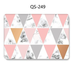 Image 2 - For New Laptop Case Notebook Sleeve Bags For MacBook Air Pro Retina 11 12 13 15.4 13.3 Inch With Screen Protector Keyboard Cove