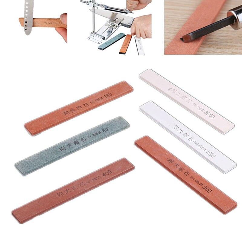 Knife Sharpener Whetstone-System-Tool Grindstone Polish Hone Angle-Grind Kitchen Grit