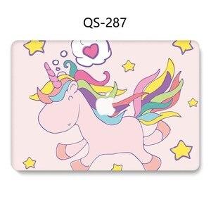 Image 4 - Hot โน๊ตบุ๊คสำหรับ MacBook Air Pro Retina 11 12 13 15.4 13.3 นิ้วแป้นพิมพ์ป้องกันหน้าจอ Cove สำหรับแล็ปท็อป