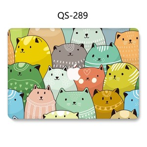 Image 3 - Hot Notebook Sleeve New For MacBook Air Pro Retina 11 12 13 15.4 13.3 Inch With Screen Protector Keyboard Cove For Laptop Case