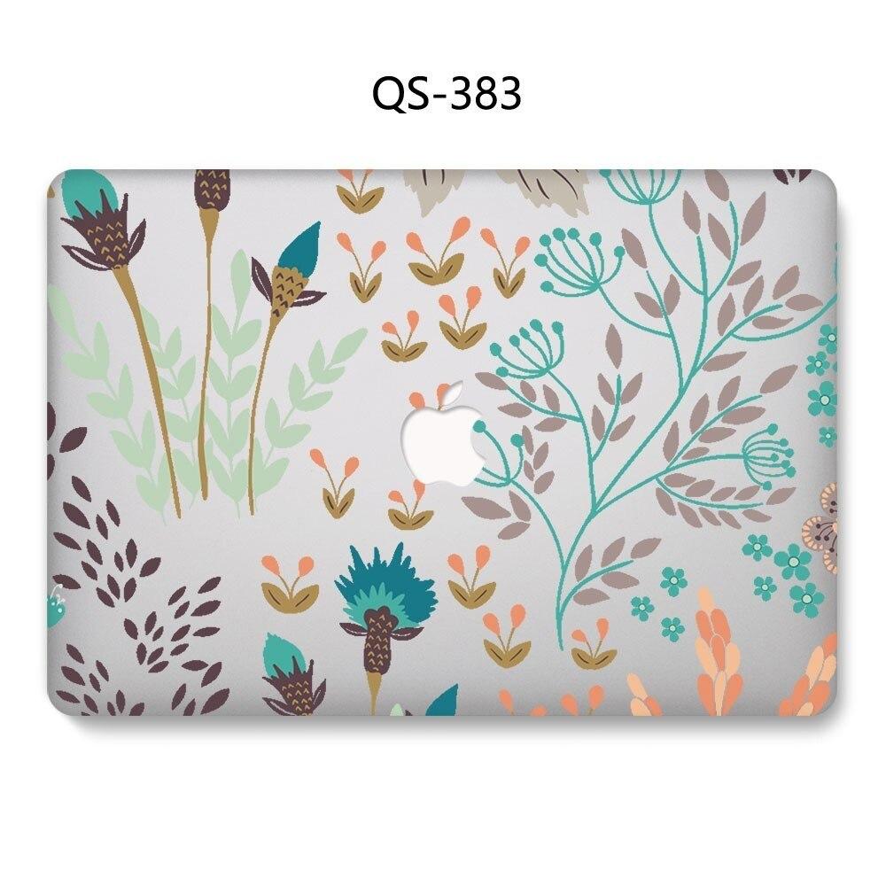 Image 4 - Горячий чехол для ноутбука Apple Macbook 13,3 15,6 дюймов для MacBook Air Pro retina 11 12 13 15,4 с защитной клавиатурой-in Сумки и чехлы для ноутбука from Компьютер и офис