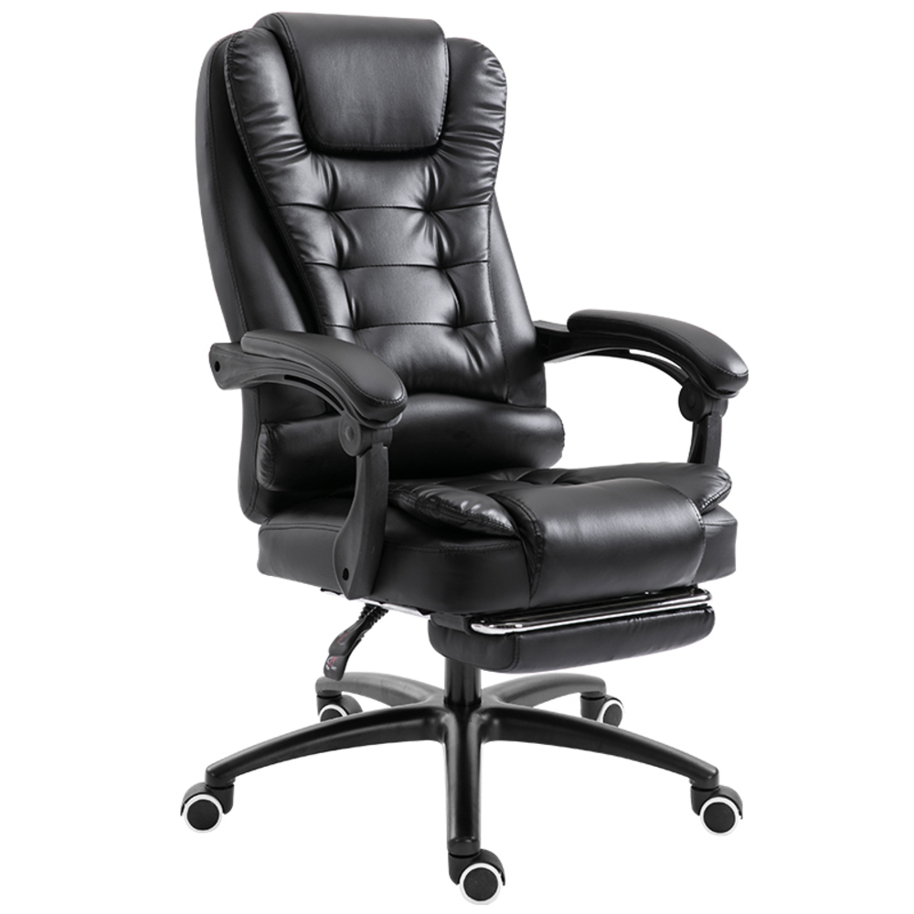 Computer Household Work luxury Office furniture Massage gaming ergonomic game Chair Synthetic leather Lift Swivel Footrest