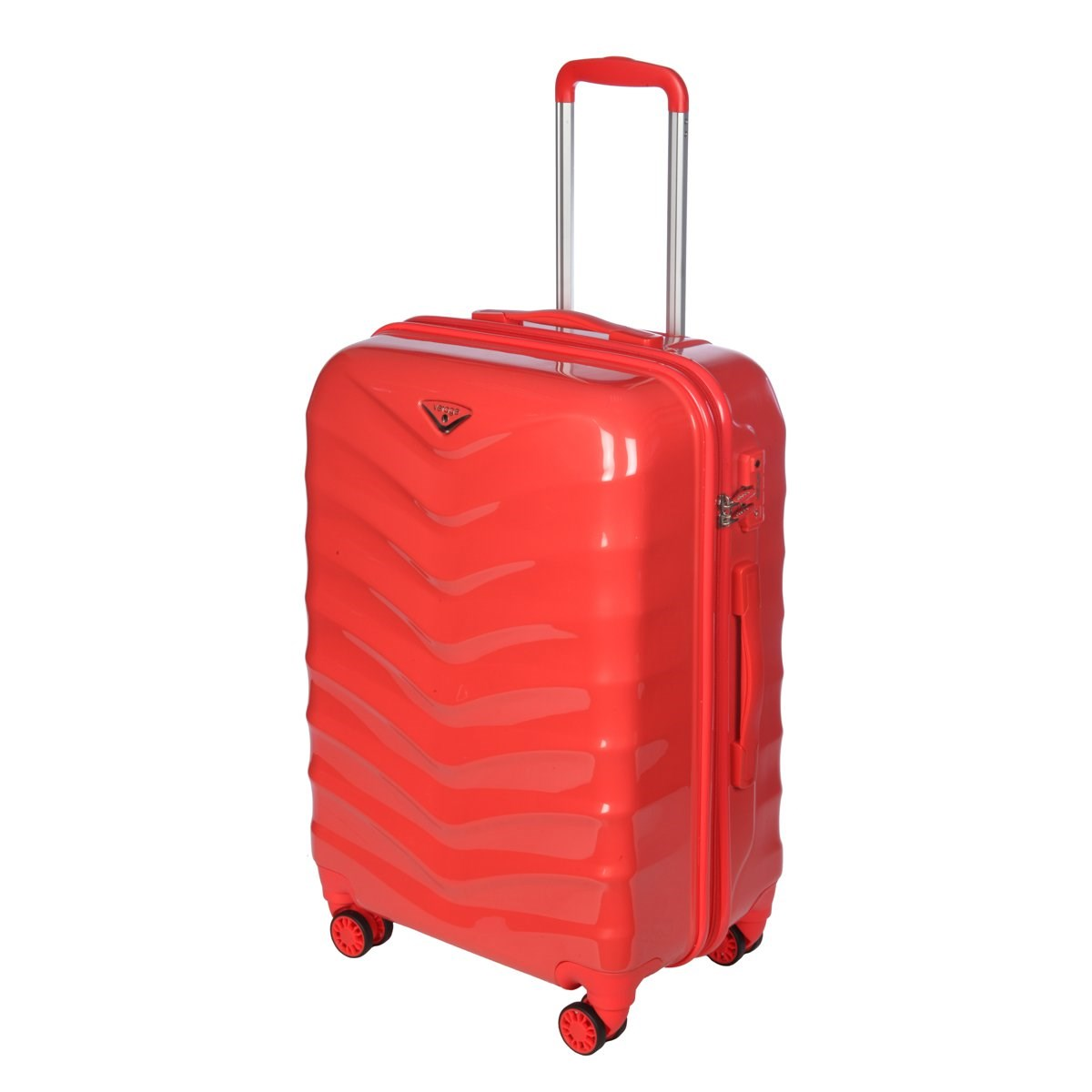 Suitcase-trolley Verage GM15059W24 hot coral