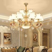 E Pendente Para Sala De Jantar Home Deco Kitchen Lamp Suspension Crystal Light Luminaire Suspendu Lampara Colgante Hanglamp