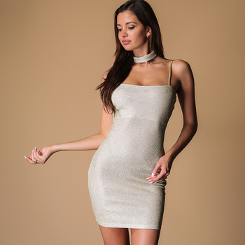 #Sexy Spaghetti Strap Mini #Dress Wome Club Party Dresses #Fashion Backless Vestidos #boygrl