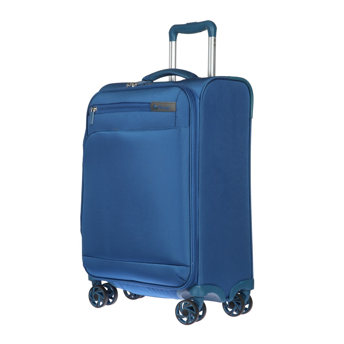 Suitcase-trolley Verage GM17016W20 dark blue
