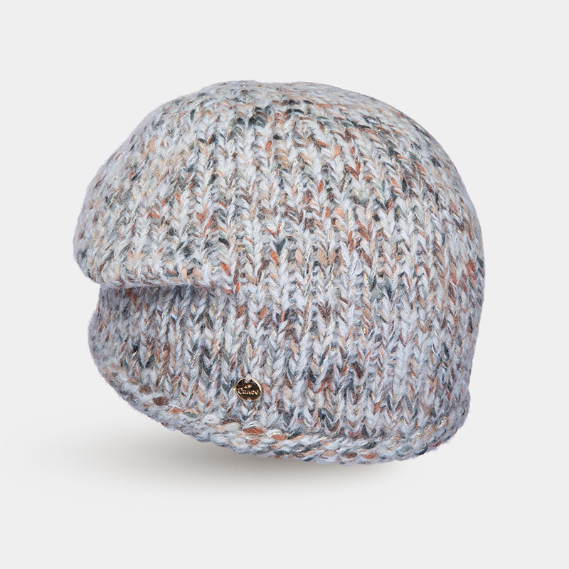 [Available from 11.11]Hat Woolen hat Canoe 4715143 brand beanies knit men s winter hat caps thick skullies bonnet hats for men women beanie male warm gorros knitted hat