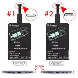 Universal 치 무선 Charging 충전기 Receiver Module Pad 대 한 Micro-USB Mobile Phone NK-쇼핑