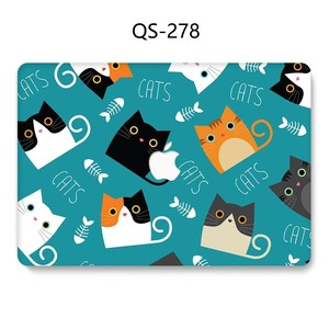 Image 4 - New Notebook Sleeve For MacBook Air Pro Retina 11 12 13 15.4 13.3 Inch With Screen Protector Keyboard Cove Hot For Laptop Case