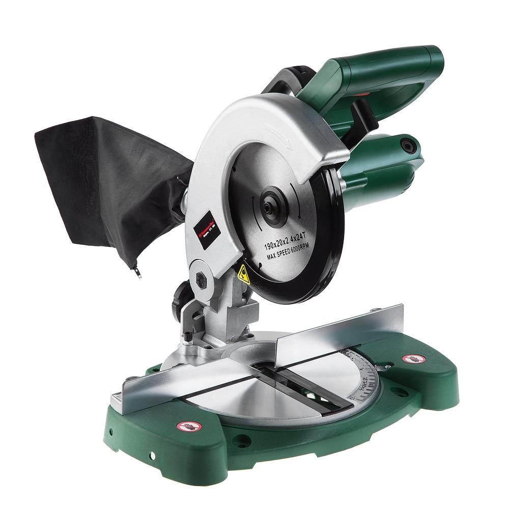 Saw miter (miter) Hammer Flex STL800 800W 5000rpm min 190 20mm main saw 48mm xiumei 20mm