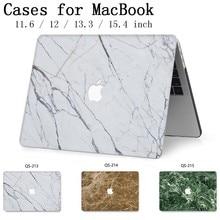 Чехол для ноутбука чехол для ноутбука Новый для горячего MacBook Air Pro retina 11 12 13 13,3 15,4 дюймов с защитой экрана клавиатуры