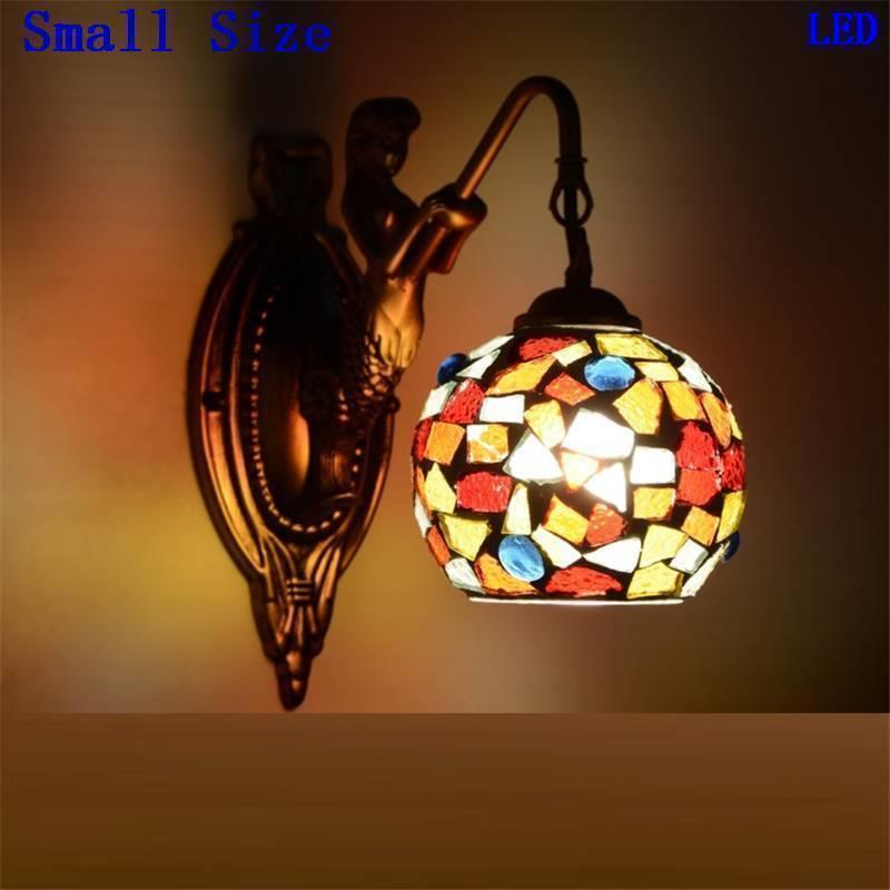 Deco Maison Lampara Wandlampe Modern Lamp Tete De Lit Wandlamp Aplique Luz Pared Applique Murale Luminaire Bedroom Wall Light in Wall Lamps from Lights Lighting