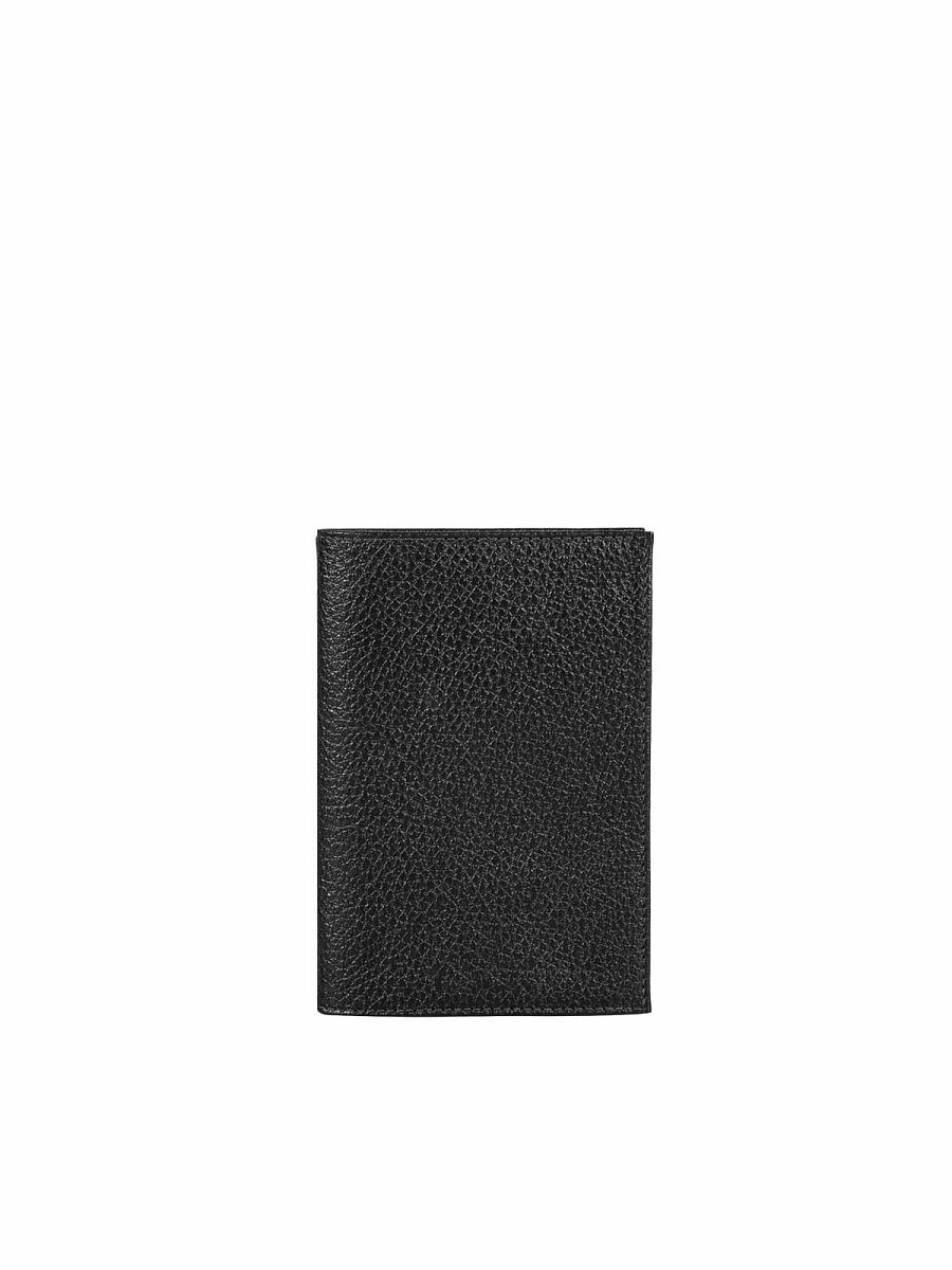 Passport cover. O.1.BK. Black