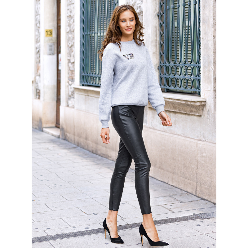 Women's leather pants tom farr T W1527 skirt for women tom farr t w1574 29