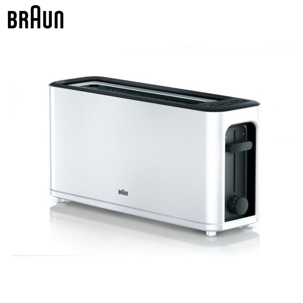 Toasters Braun PurEase HT3100WH sandwich maker bread toaster dmwd mini household electrical toaster baking bread sandwich maker grill breakfast toast machine oven 2 slices pieces 220v eu us