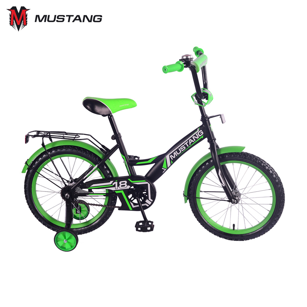 Bicycle Mustang 265201 bicycles teenager bike children for boys girls boy girl ST18030-GW