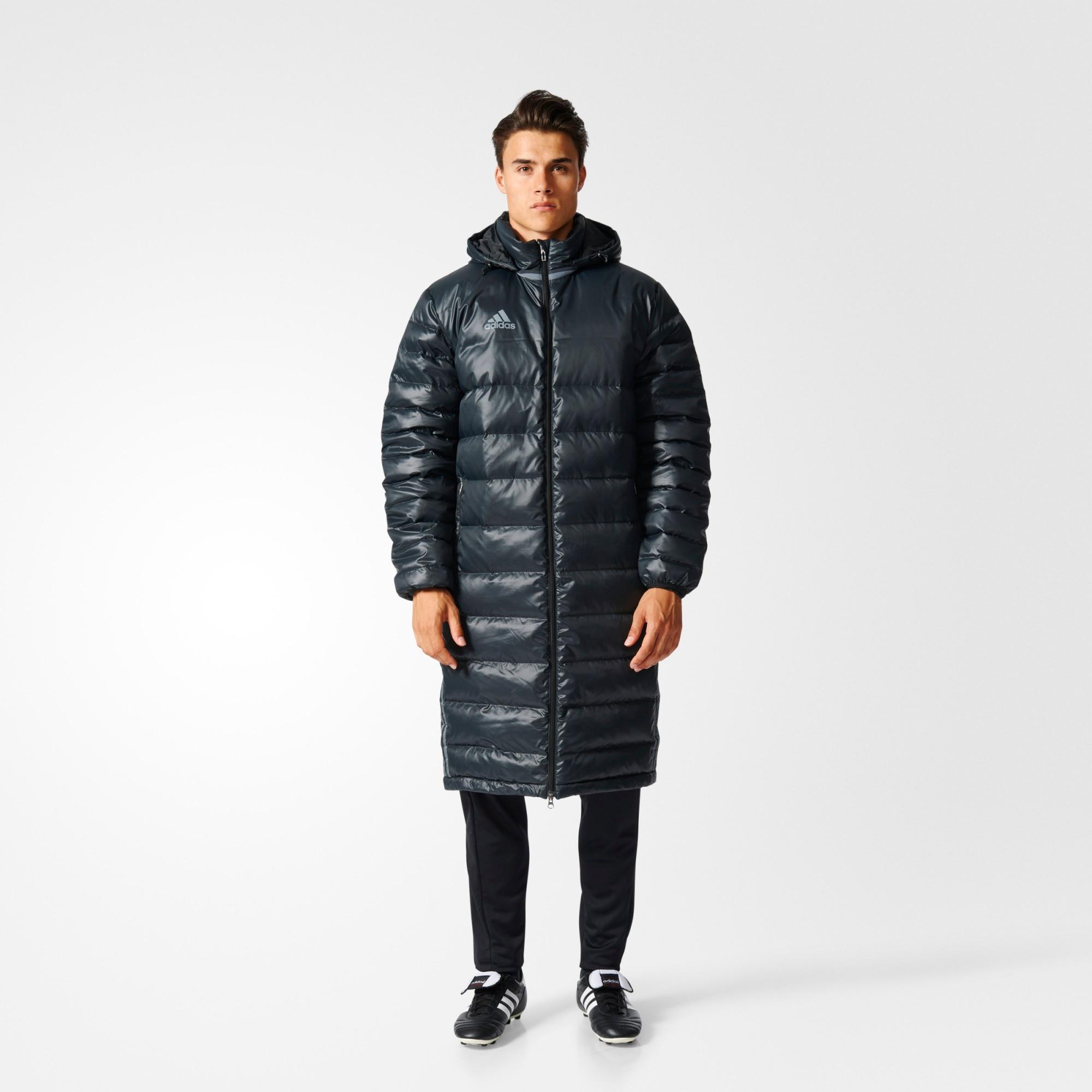 Adidas down jacket AX6458 adidas adizero track jacket