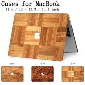 Image 1 - 2019 für MacBook Air Pro Retina 11 12 13 15,4 Für Apple Laptop Fall Tasche 13,3 15,6 Zoll Mit Bildschirm protector Tastatur Cove Taschen