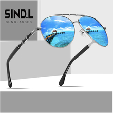 Men's Bamboo Style Legs Pilot Sunglasses Polarized UV400 High Quality Driving Glasses For Men Polarized Outdoor Sunglasses SL116 цены