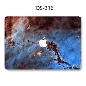 Image 3 - Сумка для ноутбука чехол для MacBook Air Pro retina 11 12 13 15,4 для горячего Macbook 13,3 15,6 дюймов с защитой экрана клавиатуры в подарок
