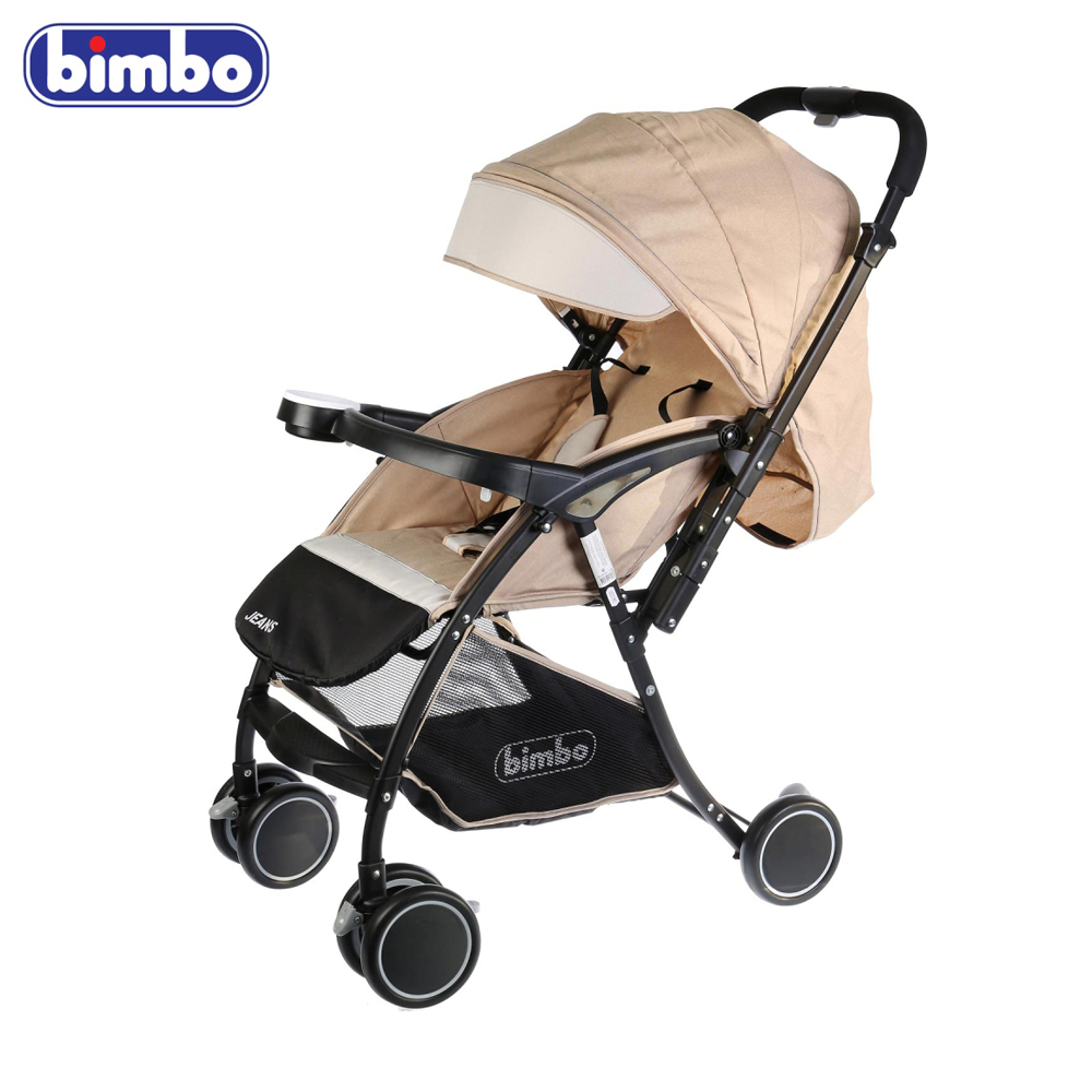 Фото - Four Wheels Stroller BIMBO 263231 baby strollers for newborn girls boys girl boy JEANS PLUS 19C3 girls destroyed jeans