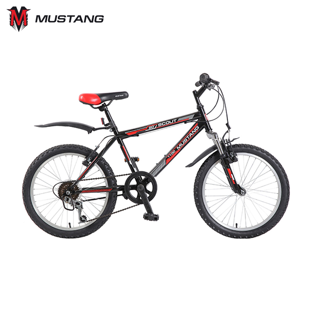 Bicycle Mustang 239519 bicycles teenager bike children for boys girls boy girl