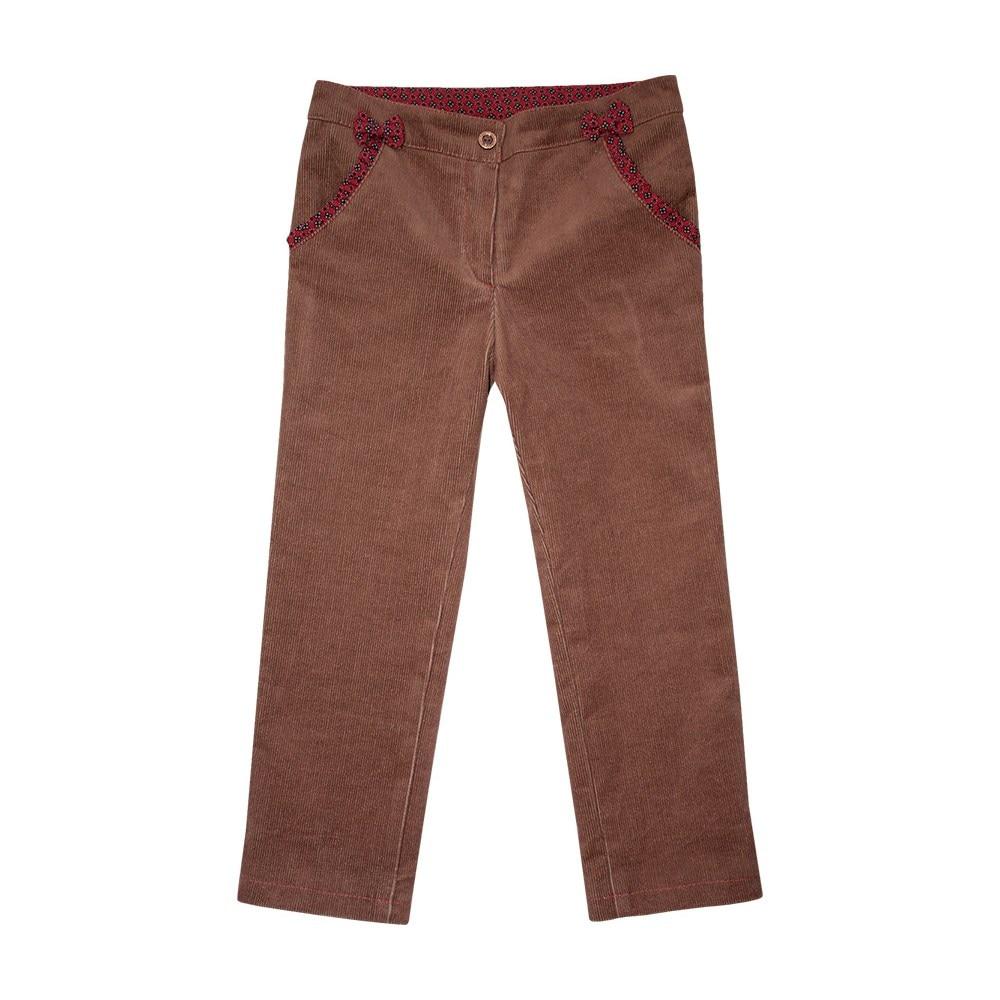 Little People 32245 pants corduroy Lady M number (092)