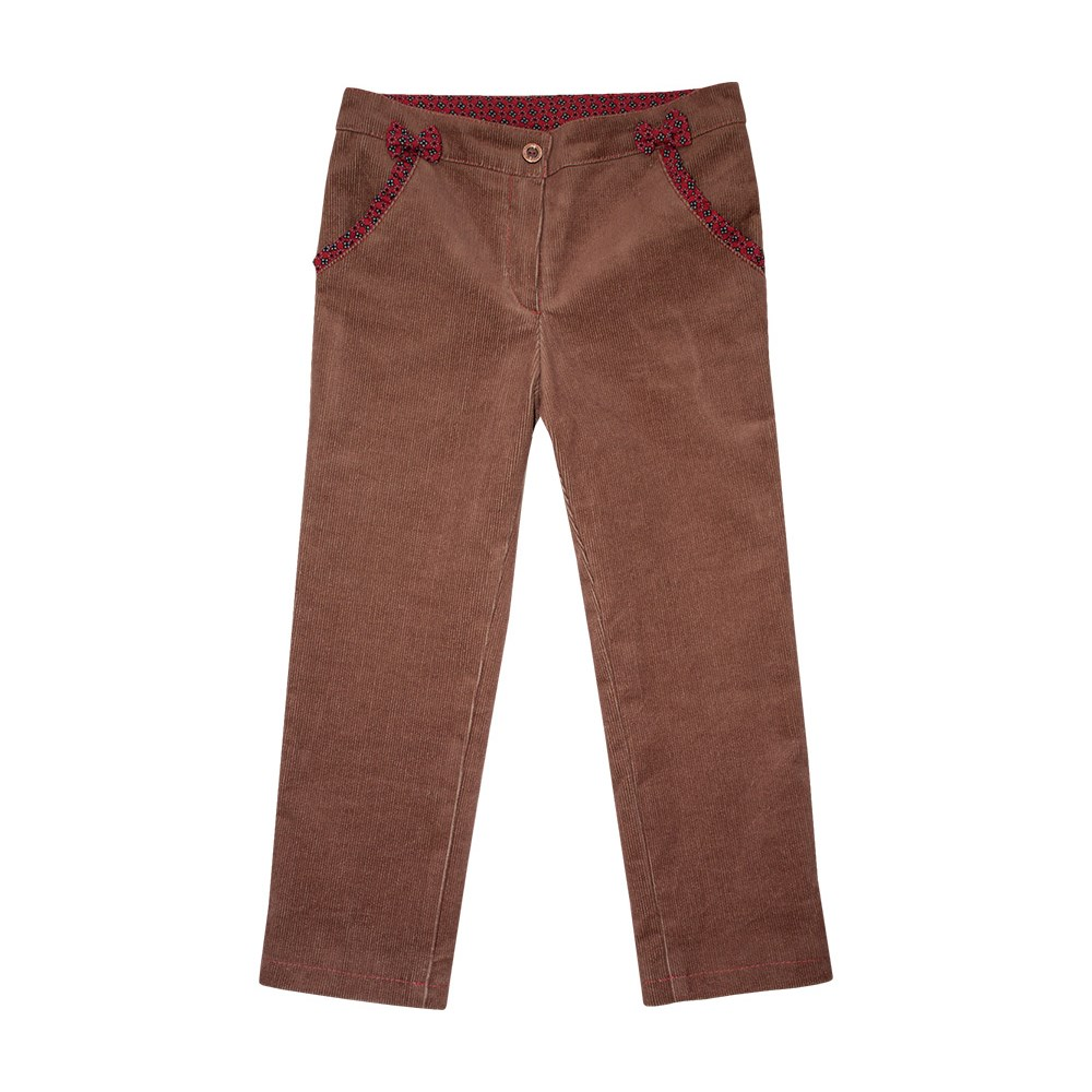 Little People 32245 pants corduroy Lady M number (092) kids clothes children clothing