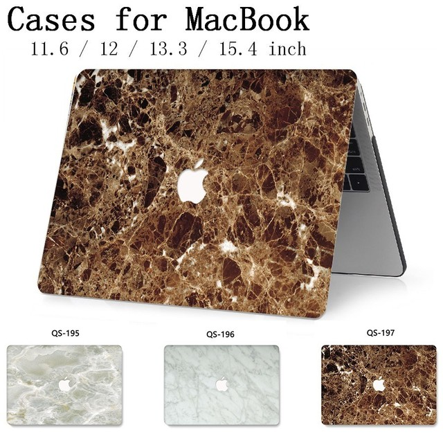 For Notebook Case Sleeve For Laptop MacBook 13.3 15.4 Inch For MacBook Air Pro Retina 11 12 With Screen Protector Keyboard Cove