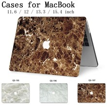 Para Notebook Case Sleeve Para MacBook Laptop 13.3 15.4 11 12 Polegada Para MacBook Air Pro Retina Com Protetor de Tela teclado Enseada