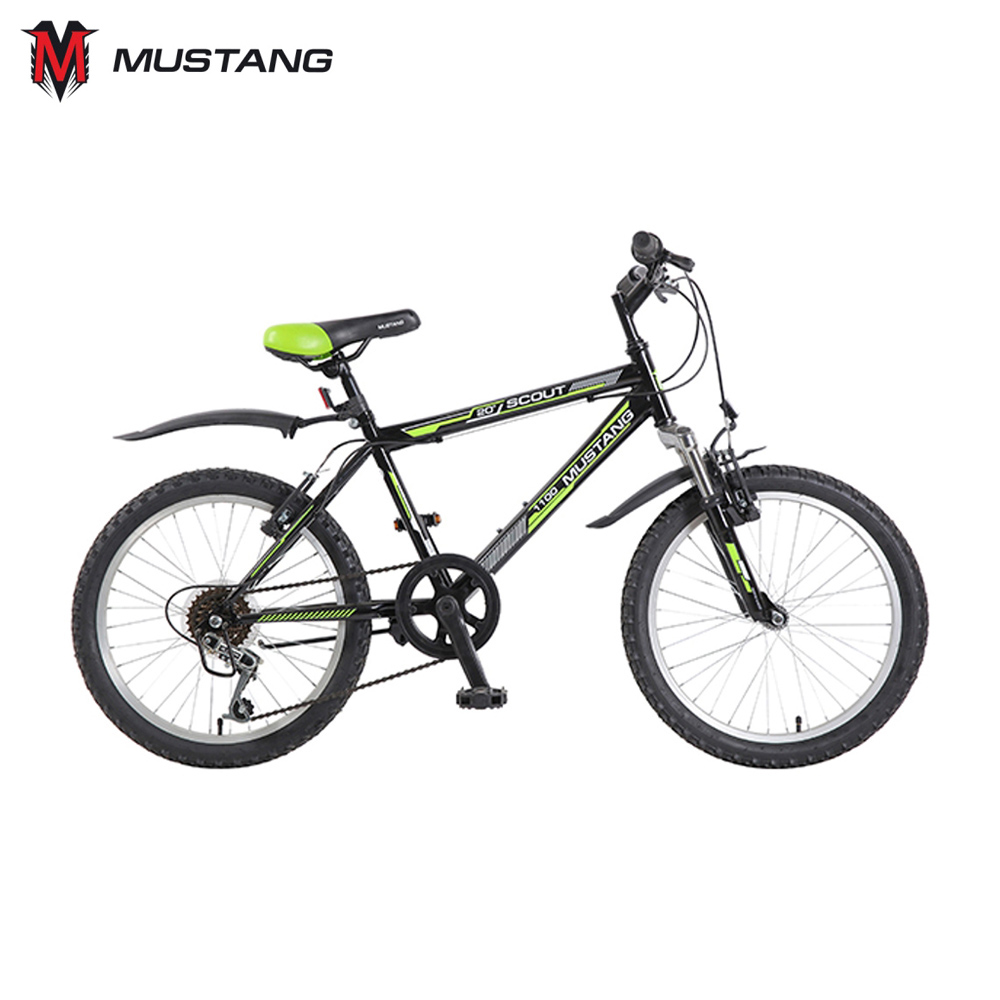 Bicycle Mustang 239518 bicycles teenager bike children for boys girls boy girl ST20024-ST