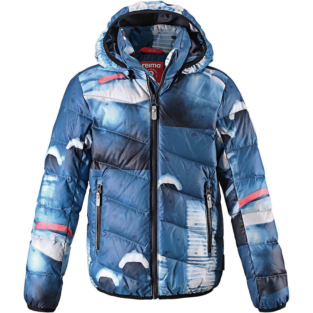 REIMA Jackets 8689135 for boys polyester winter  fur clothes boy jackets