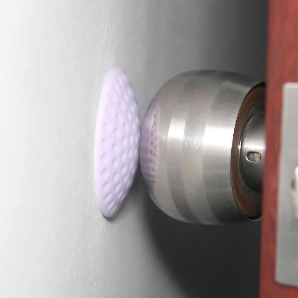 Naklejki ścienne Golf stylizacji gumowy uchwyt pogrubienie wyciszenia drzwi kij blokady Pad ochrony wystrój pokoju dzieci sypialnia dekoracji domu