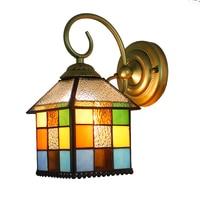 Bathroom Lamp Aplique Loft Decor Dressing Table Lampara De Pared Interior Wandlamp Bedroom Applique Murale Luminaire Wall Light
